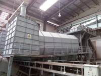 Rotating Screening Machine