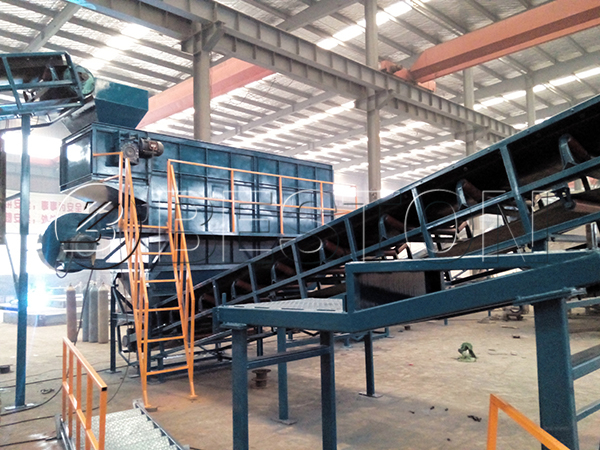 Beston Waste Sorting Line