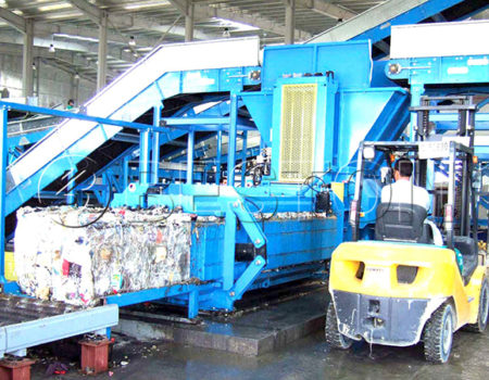 paper sorting equipment