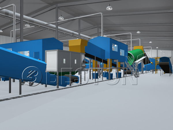 waste to energy sorting technology