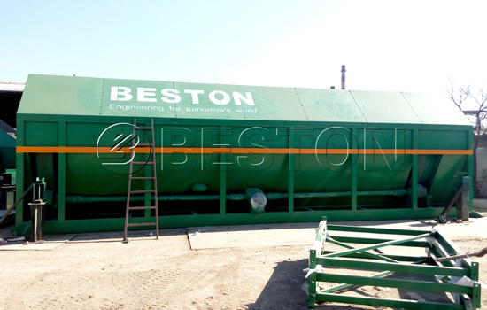 Solid Waste Processing Equipment with Great Function