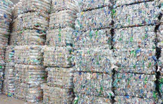 Waste plastic from Trash Recycling Machine