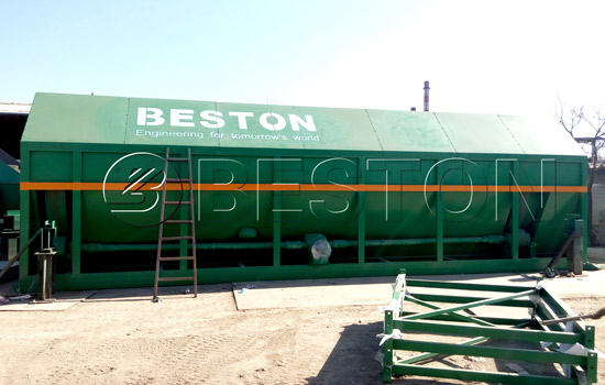 Affordable Beston Trash Sorting Machine with Excellent Design