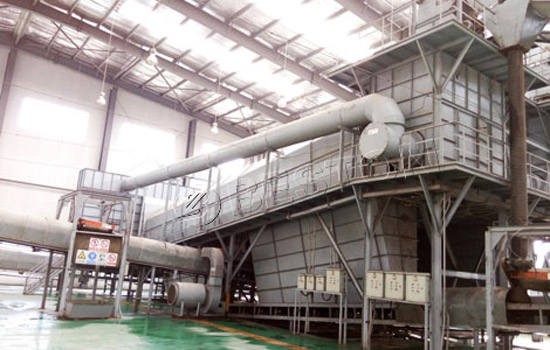 Municipal Solid Waste Sorting Machine | MSW Sorting Plant