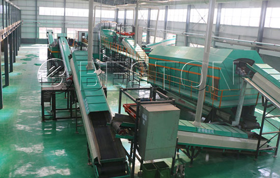 Beston Solid Waste Disposal Equipment with Affordable Prices