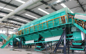 High-quality Waste to Energy Recycling Plant