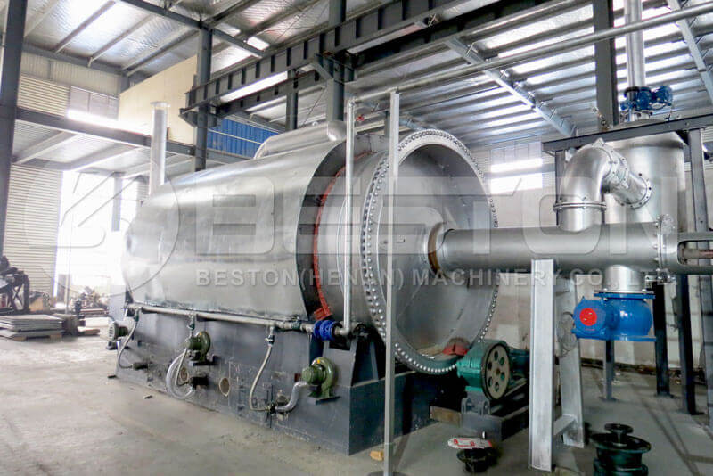 Get a Suitable Pyrolysis Plant Price from Beston