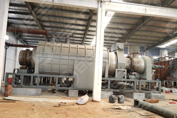BST-50 Automatic Charcoal Machine for Sale